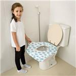 Protetor Descartável para Vaso Sanitário 12 Und. Multikids Baby