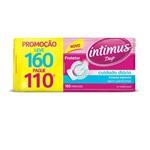 Protetor Diário Intimus Days Cuidado Diário S/perfume - 160 Unidades
