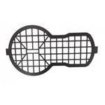 Protetor Farol Grade R 1200 Gs Premium Bmw 2014/ Preta 874