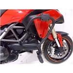 Protetor Motor Carenagem Ducati 1200 Multistrada Preto Fosco
