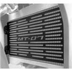 Protetor Radiador SCAM Yamaha MT 07 2015 ATÉ 2018 Preto