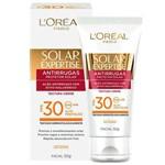 Protetor Solar Expertise Facial Antirrugas Fps30