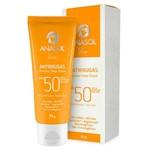 Protetor Solar Facial Antirrugas - Anasol