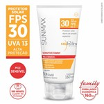 Protetor Solar Sunmax Sensitive Family Fps30 160g