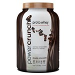 Proto Whey (Power Crunch)(2.1lbs/945g) - BNRG - Double Chocolate (Chocolate Duplo)