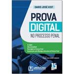 Prova Digital no Processo Penal