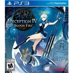 Ps3 - Deception Iv: Blood Ties