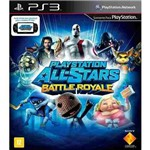 Ps3 - Playstation All-stars - Battle Royale - Mídia Física