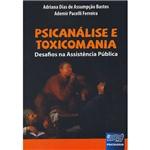 Psicanálise e Toxicomania: Desafios na Assistência Pública