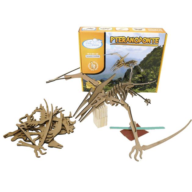 Pteranodonte 3d