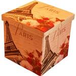 Puff Baú Paris - Components