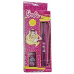 Pulseira Bracelete Infantil da Barbie Glamouroso Fun
