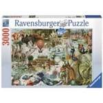 Puzzle 3000 Peças Oceania - Ravensburger - Importado