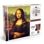 Puzzle 1000 Peças Monalisa