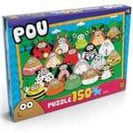 Puzzle 150 Peças Pou