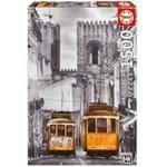 Puzzle 1500 Peças Bairro de Alfama, Lisboa - Educa - Importado