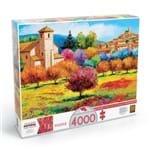 Puzzle 4000 Peças Verão em Lourmarin