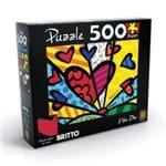 Puzzle 500 Peças Romero Britto - a New Day
