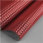 PVC Queóps Metal Vermelho