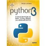 Python 3 - Conceitos e Aplicações - uma Abordagem Didática