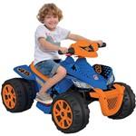 Quadriciclo Adventure (Azul) - EL 6V - Bandeirante