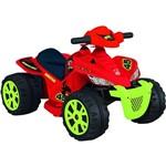 Quadriciclo Adventure Vermelho - Brinquedos Bandeirante