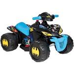 Quadriciclo Batman Elétrico 6V - Brinquedos Bandeirante