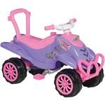 Quadriciclo Cross Completo Calesita - Pink