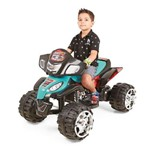 Quadriciclo Eletrico Infantil Fort Play Homeplay