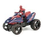 Quadriciclo Fricção - Homem Aranha - Marvel