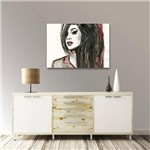 Quadro Amy Winehouse Art Decorativo