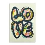 Quadro Canvas 20x30 Love