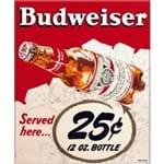 Quadro Cartão Papel Mdf - Cervejas (sort)