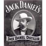 Quadro Cartão Papel Mdf - Whisky (sort)