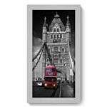 Quadro com Moldura - 19x34 - London Bridge - N1001