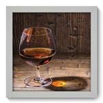 Quadro com Moldura - 22x22 - Bebida - N1297