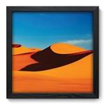 Quadro com Moldura - 33x33 - Deserto - Allodi
