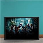 Quadro Decorativo Avengers Vingadores Filme Marvel