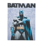 Quadro Decorativo Azul Batman Tough 30x40cm Urban