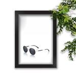 Quadro Decorativo Beatles Óculos John