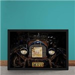 Quadro Decorativo Bentley Antigo