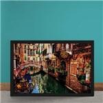Quadro Decorativo Canal de Veneza