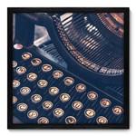 Quadro Decorativo Escrever N7001 50cm X 50cm