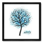 Quadro Decorativo - Inverno - N7081 - 50cm X 50cm