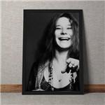 Quadro Decorativo Janis Joplin