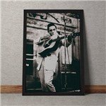Quadro Decorativo Johnny Cash
