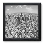 Quadro Decorativo New York N6069 33cm X 33cm
