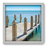 Quadro Decorativo Pier N2018 33cm X 33cm