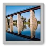 Quadro Decorativo Ponte N1079 22cm X 22cm