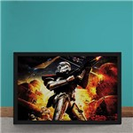 Quadro Decorativo Star Wars Stom Trooper